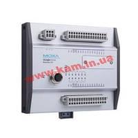 Ethernet сервер удаленного дискретного ввода-вывода, разъемы M12, 4DI, 4DIO (ioLogik E1512-M12-CT-T)