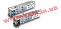 WDM-type (BiDi) SFP интерфейсный модуль, Tx 1550nm, Rx 1310nm, разъем LC, дальность (SFP-1G10BLC-T)