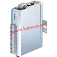 Станция удаленного дискретного ввода/ вывода, 8DI/ 8DIO, интерфейс Ethernet (Modbu (ioLogik E1212-T)