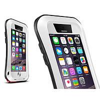 Чехол противоударный Love Mei Small Waist для Apple iPhone 6 6S 4.7 белый