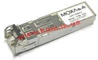 SFP интерфейсный модуль с одним портом 100Base single-mode, разъем LC, дальность пере (SFP-1FESLC-T)