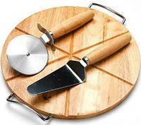 """Набор для пиццы """"Mayer & Boch"""", 3 предмета, фото 1"""