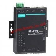 Встраиваемый компьютер с 2 портами RS-232/ 422/ 485, двумя 10/ 100 Ethernet, SD, USB, (UC-7122-T-CE)