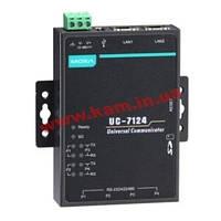 Встраиваемый компьютер с 4 портами RS-232/ 422/ 485, двумя 10/ 100 Ethernet, SD, USB, W (UC-7124-CE)