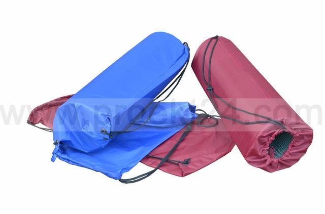 Чехол для коврика синий