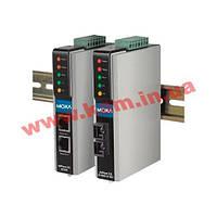 Ethernet сервер устройств с интерфейсом RS-232/ 422/ 485 (один порт), гальвани (NPort IA-5150I-S-SC)