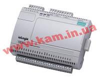 Ethernet сервер удаленного ввода-вывода, 12xDIO, 5xAI, 3xRTD, интерфейс Ethernet (ioLogik E1261W-T)