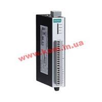 Ethernet сервер удаленного аналогового ввода-вывода, 4AI, 4DI, 4DIO, интерфейс Ether (ioLogik E1242)