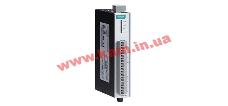 Ethernet сервер удаленного аналогового ввода-вывода, 6RTD, интерфейс Ethernet (Modbu (ioLogik E1260) - EXE.ua by kam.in.ua, Интернет-магазин в Киеве
