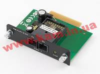 Интерфейсный модуль с одним портом 100BaseFx Ethernet для NPort-6450/ 6610/ 6650, sin (NM-FX01-S-SC)