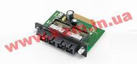 Интерфейсный модуль с двумя портами 100BaseFx Ethernet для NPort-6450/ 6610/ 6650, (NM-FX02-M-SC-T)
