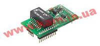 Встраиваемый коммуникационный модуль с процессором для TTL устройств, интерфейс 1 (MiiNePort E2-H-T)