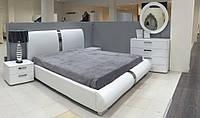"Кровать ""NAOMI white"", фото 1"