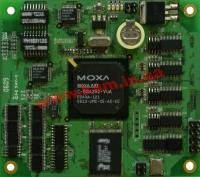 Универсальный встраиваемый RISC-модуль с 4 портами RS-232/ 422/ 485, 2 портами 10/ 100 (EM-1240-LX)