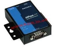 Ethernet сервер устройств с интерфейсом RS-232 (один порт) (NPort 5110-T)