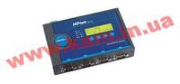 Ethernet сервер устройств с интерфейсом RS-232/ 422/ 485 (4 порта) и гальванической (NPort 5450I-T)