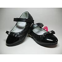 Детские туфли Айтоп 2921-6 черные