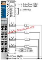 8-канальный модуль дискретного вывода с изоляцией, 24 В / 0.5 A (M-2801)