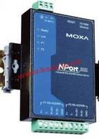 Ethernet сервер устройств с интерфейсом RS-422/ 485 (2 порта), гальваническая изоляция (NPort 5232I)