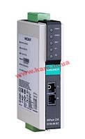 Ethernet сервер устройств с интерфейсом RS-232/ 422/ 485 (один порт), 1x100 (NPort IA-5150-M-SC-IEX)