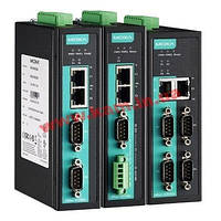 1-port RS-232/ 422/ 485 industrial automation device server with serial/ LAN/ p (NPort IA5150AI-IEX)