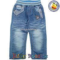 Детские джинсы на евро резинке от 2 до 7 лет (4389)