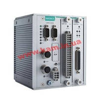 Modular RTU controller with RJ45 connectors, 2 I/ O slots, IEC 61131-3, -4 (ioPAC 8500-2-RJ45-IEC-T)