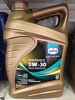 Моторное масло Eurol 5w30 syntence 504/507 C3