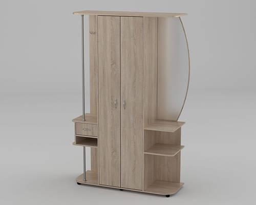Прихожая шкаф с зеркалом Елена