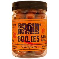 Бойлы Brain Tutti-Frutti Soluble 200 gr, mix 16-20 mm