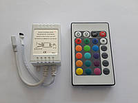 Контроллер RGB 72W+пульт, фото 1