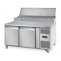 Стол холодильный GGM Gastro ZBS158
