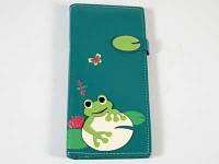 Стильный кошелек 2015 Лягушка
