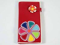 Стильный бумажник Цветик семицветик