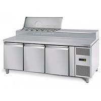 Стол холодильный GGM Gastro ZBS208