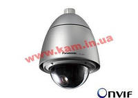 IP-камера Panasonic Weatherproof network PTZ camera 1280x960 Rain wash coating PoE+ (WV-SW395A)