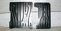 Защита картера двигателя, акпп BMW X5 (F15) 2014-