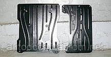 Захист картера двигуна, акпп BMW X5 (F15) 2014-