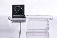 Камера заднего вида Fighter CS-HCCD + FM-13 (VW/Skoda/Seat/Porsche Cayenne/Forza)
