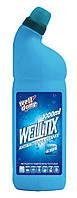 Антибактериальный очиститель Welltix морской, для унитаза, 1л