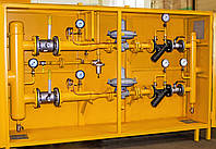 Шкафная установка с RBI-1812 0.5-16  бар, 1.3-300 кПа