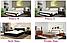 Кровать деревянная односпальная Венеция, фото 7
