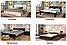 Кровать деревянная Монако двуспальная, фото 10