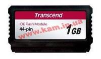 SSD накопитель Transcend 1GB 44P IDE FLASH MODULE, SMI (V) TS1GPTM720 (TS1GPTM720)