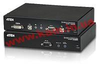 ATEN CE680 DVI Optical Fiber KVM Extender (600m) New! DVI KVM-удлинитель (CE680)