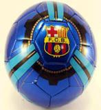 Мяч футбольный клубы глянец