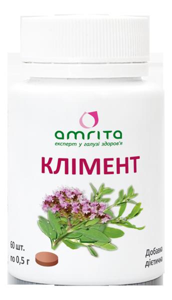 """Натуральный препарат для женщин """"Климент"""" -для профилактики и комплексного лечения заболеваний женщин"""