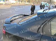 Спойлер Альфа Ромео 159 с просветом  (спойлер на багажника Alfa Romeo 159)