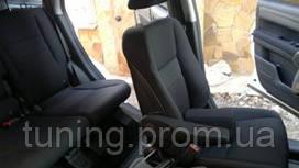 Автомобильные чехлы модельные для салона  CHEVROLET Aveo х/б 5D 2003-2012