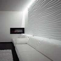 """3-D панели из гипса """"Wave"""""""